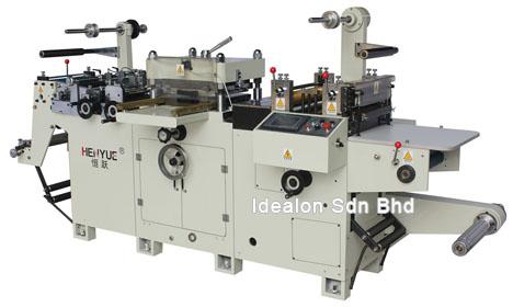 Adhesive Die Cutting Machine