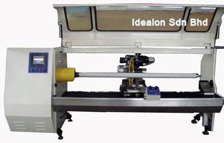 Adhesive Tapes Cutting Machine