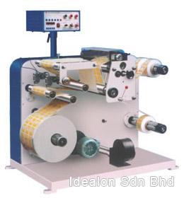 Rewind Slitting Cutting Machine
